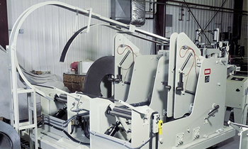 Rowe© offers many types of Press Feed Systems