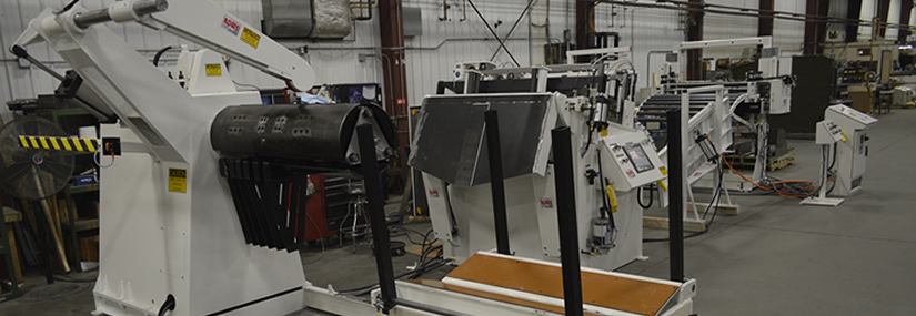 ROWE© Press Feed Systems are designed for dependable operation in rugged conditions
