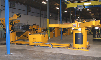 Coil Car by Rowe Machinery and Manufacturing
