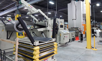 ROWE Press Feed Lines provide the ultimate in productivity.